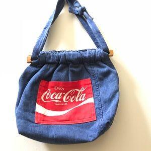 Handbags - Coca Cola Vintage Purse